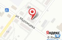 Схема проезда до компании Тобол в Кемерово