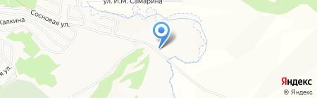 Торговая фирма на карте Горно-Алтайска
