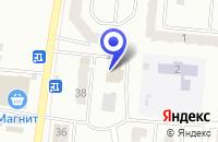 Схема проезда до компании ТЕПЛОСНАБЖЕНИЕ УШАКОВ К.А. в Анжеро-Судженске