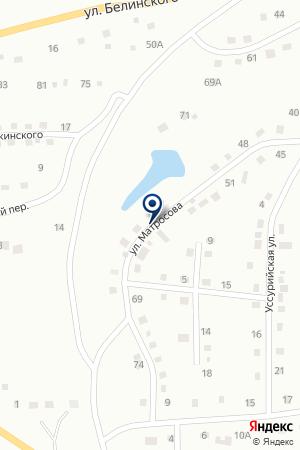 АЗС №1 СЕВЕРОКУЗБАССНЕФТЕПРОДУКТ на карте Анжеро-Судженска