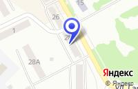Схема проезда до компании ТАКСОФОН ГТС в Анжеро-Судженске