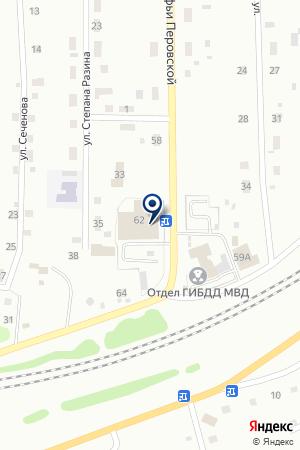 ГУ МИЛИЦИЯ УВД Г.АНЖЕРО-СУДЖЕНСКА. на карте Анжеро-Судженска