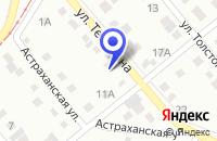 Схема проезда до компании ДЕТСКАЯ ХУДОЖЕСТВЕННАЯ ШКОЛА №13 в Тяжинске