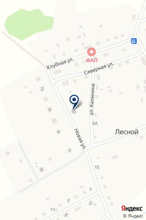 Оленька на карте 20 км