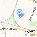 Русстекс на карте Кемерово
