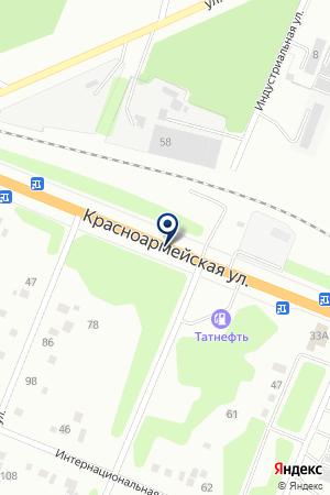 ГУ ВОЕНКОМАТ ВОЕННЫЙ КОМИССАРИАТ на карте Яи