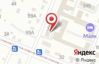 Схема проезда до компании Стройэкспресс в Кемерово