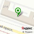 Местоположение компании СПЕЦ-БЕРО