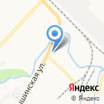 Магазин-склад на карте Кемерово