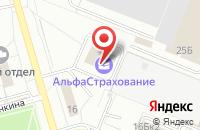 Схема проезда до компании Сибугольтранс в Кемерово