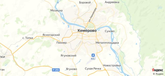 21т маршрутка в Кемерово