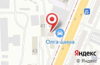 Схема проезда до компании Стройальянс в Кемерово