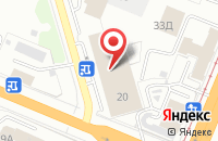 Схема проезда до компании Мастер Студия в Кемерово
