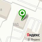 Местоположение компании АКБ Архетип