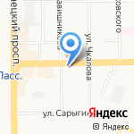 Связной на карте Кемерово