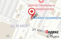 Схема проезда до компании Ритейл Сервис в Кемерово