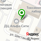 Местоположение компании Одигер