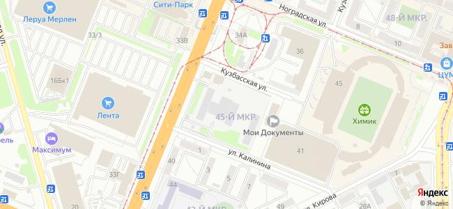Кемерово, Кузнецкий проспект, 38