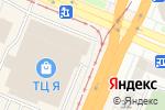 Схема проезда до компании Magda Max в Кемерово