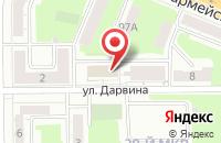 Схема проезда до компании Мировые судьи Центрального района в Кемерово