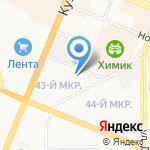 ЦентрОтель на карте Кемерово