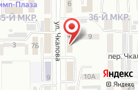 Схема проезда до компании Снк-Инвестстрой в Кемерово