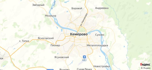 64т (утро) маршрутка в Кемерово
