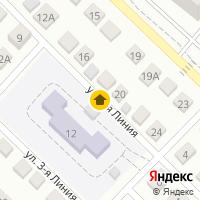 Световой день по адресу Россия, Кемеровская область, Кемерово, ул. 2-я Линия