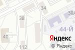 Схема проезда до компании Совет ветеранов (пенсионеров) войны и труда вооруженных сил и правоохранительных органов Центрального района в Кемерово