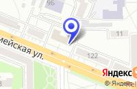 Схема проезда до компании КОММЕРЧЕСКИЙ БАНК РОСБАНК в Кемерово