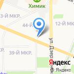 Эксперт-Сити на карте Кемерово
