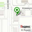 Местоположение компании Сибирский Экспресс