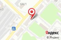 Схема проезда до компании Пивной рай в Кемерово
