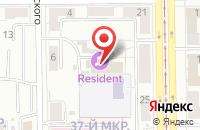 Схема проезда до компании Арко Системс в Кемерово