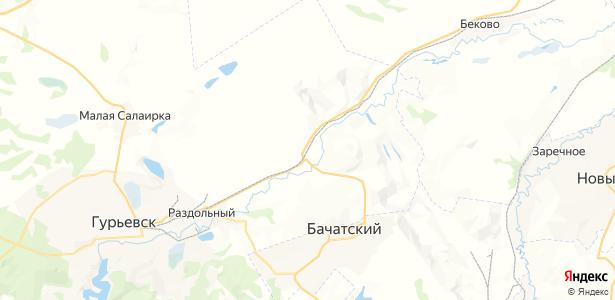 20 км на карте