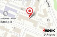 Схема проезда до компании Тяжмаш в Кемерово