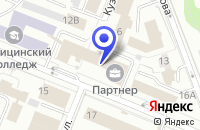 Схема проезда до компании БАНК РЕНЕССАНС КАПИТАЛ в Кемерово