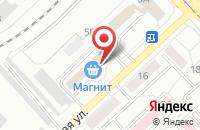 Схема проезда до компании Бочка в Кемерово
