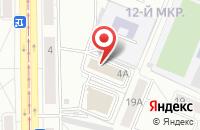 Схема проезда до компании Nota Bene в Кемерово