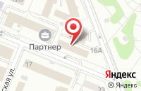 Схема проезда до компании Никалс в Кемерово