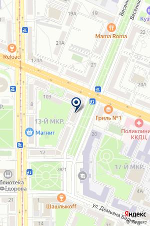 АУДИТ-ОПТИМ-К на карте Яи