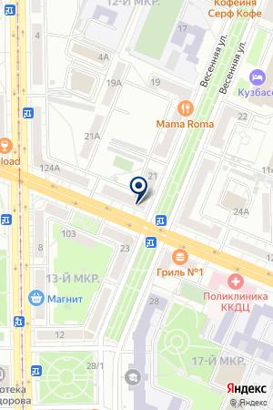 АГЕНТСТВО НЕДВИЖИМОСТИ НИКА-2 на карте Яи