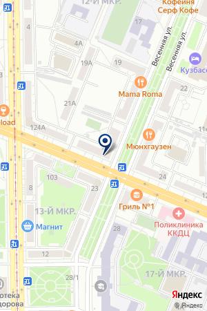 ФОТОСАЛОН ВЕСНА на карте Яи