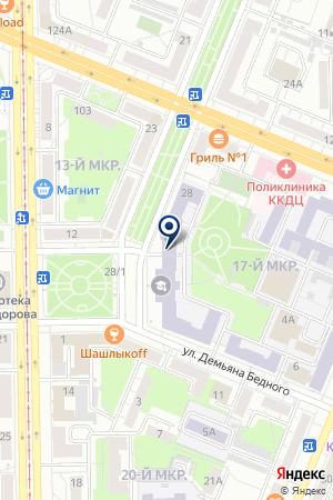 МАГАЗИН АВТОКНИГА на карте Яи