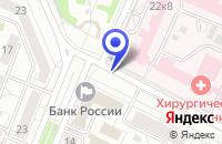Схема проезда до компании МУ ДОМ ВЕТЕРАНОВ в Крапивинске