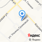 СтройГрад на карте Кемерово