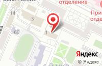 Схема проезда до компании Журнал Шопинг Гид в Кемерово
