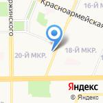 Авант на карте Кемерово