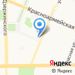 Хоум Сутки на карте Кемерово