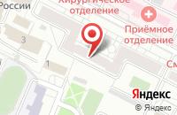 Схема проезда до компании Капиталстрой в Кемерово